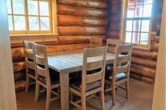 Dinning room cabin #3-min