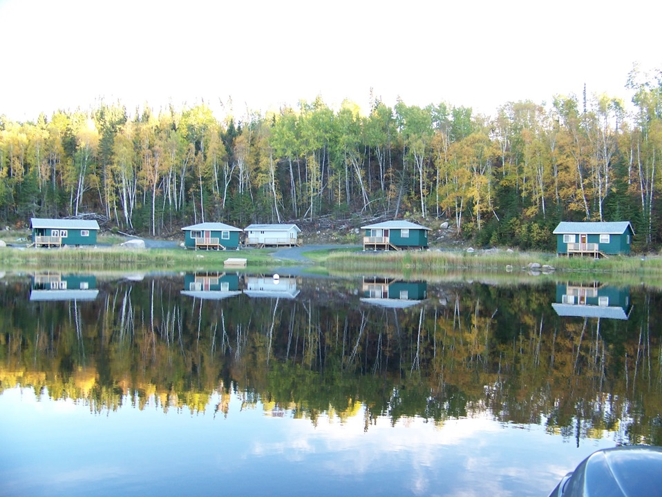 Musky bay camp cliff lake resorts for Ontario canada fishing resorts