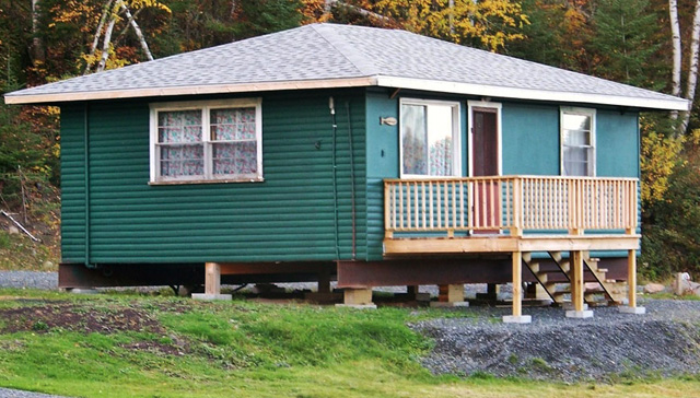 Musky Bay Cabin