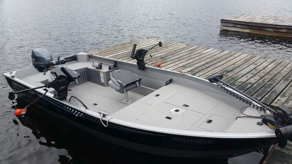 Boat rental packages cliff lake resorts for Wisconsin fishing resorts with boat rentals
